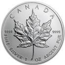 CANADA Silver Coin 1 OZ SILVER MAPLE LEAF